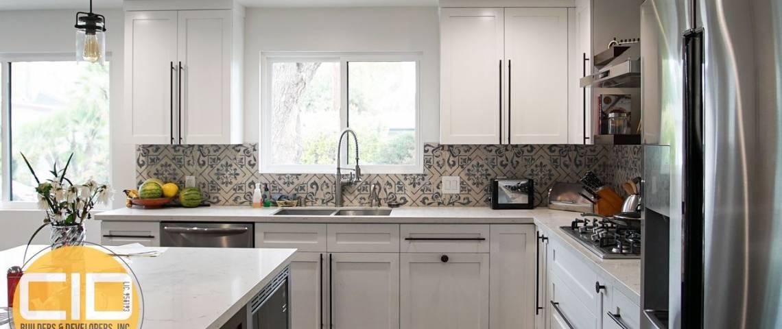 Kitchen Remodeling In Thousand Oaks Cid Builders Developers Inc