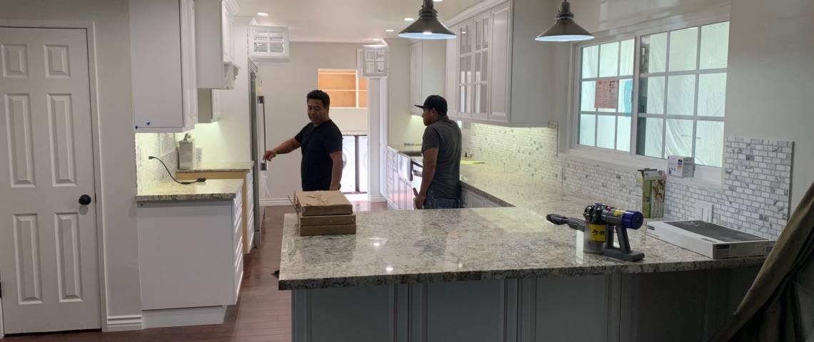 New Kitchen Remodel In Northridge Ca | CID Builders ...