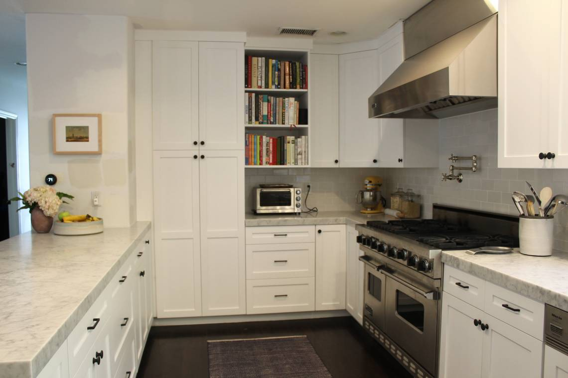 Beautiful kitchen design and complete remodel – Studio City | CID ...